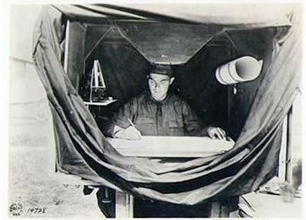 Камера-обскура, конец 19 века